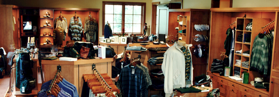 Learn more about ProShop Millwork and Design.  Custom ProShop services including design, build and installation.